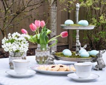 Easter-Tea-Party-With-Pottery-Barn-Centerpiece-Suburble.com-1-of-1